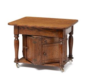 Miniature Revolving Table