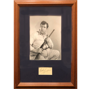 Andy Devine Photo with Autograph