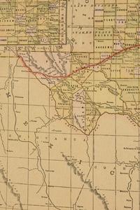 AN ANTIQUE MAP,