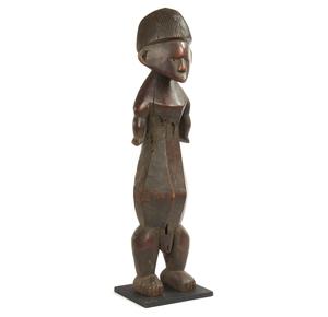 Zande Wood Figure