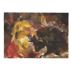 Jack Laycox (1921-1984) Watercolor,