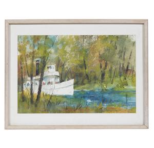 Jack Laycox (1921-1984), Watercolor,