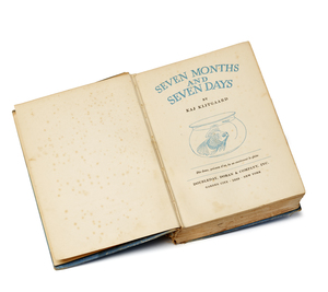 Seven Months and Seven Days by Kaj Klitgaard (signed by author, c. 1930)