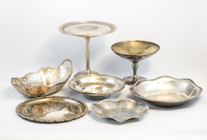 Assorted Sterling Hollowware