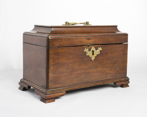 Chest with Three Tea Caddies