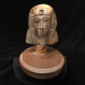Egyptian Style Stone Figure