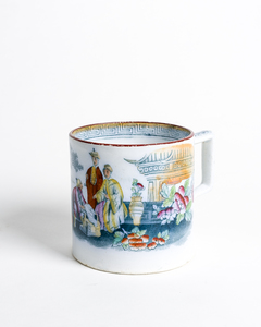 19th Century Staffordshire Mug