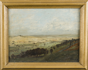 Richard Macdonald Landscape Painting
