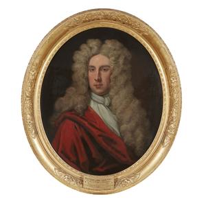 Painting, Attributed to Sir John Baptist de Medina,