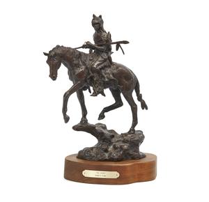 Bronze, Ken Payne (1938-2012),