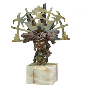 Bronze, J.L. Searle-Kubby (b. 1938),