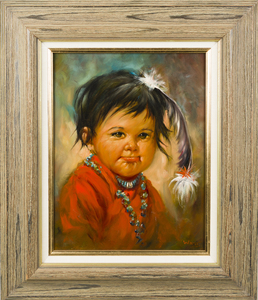 Harold Watt Painting