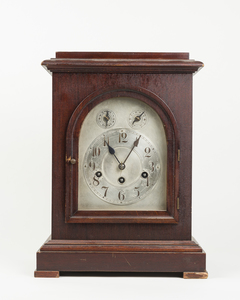 German Westminster Bracket Clock