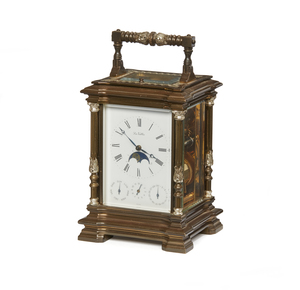 La Vallee / Matthew Norman Repeater Carriage Clock