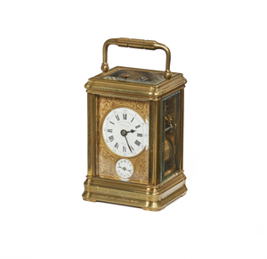 Charles Frodsham Paris Repeater Carriage Clock
