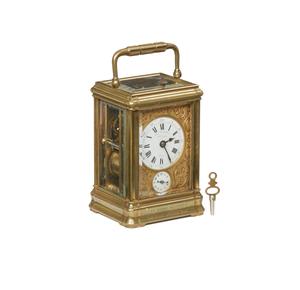 Charles Frodsham Paris Repeater Carriage Clock