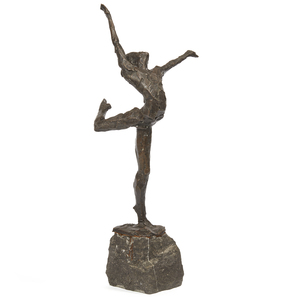 Jits Bakker (Netherlands, 1937-2014) Bronze,