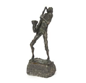 Jits Bakker (Netherlands, 1937-12014) Bronze,