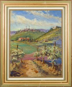 Robert Tonjes Painting
