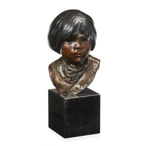 Glenna Goodacre (b.1939), Bronze,