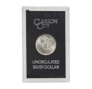 1882 Boxed CC Morgan Silver Dollar
