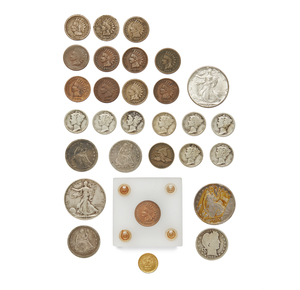 Assorted American Coins