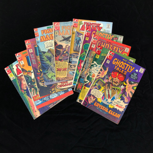 Miscellaneous Comic Collection - Group of 10