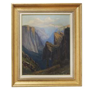 Christian Jorgensen (1860-1935) Painting