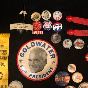 Collection of 19th and 20th Century Political Memorabilia