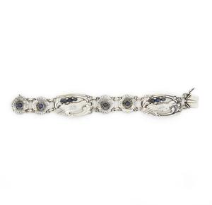 Georg Jensen Sterling Silver Bracelet No. 23
