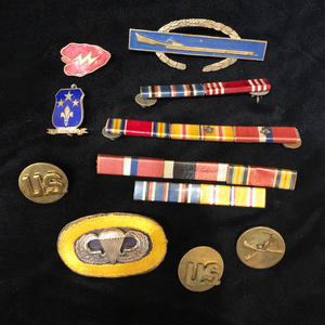 Military Accoutrement