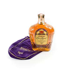 Seagram's Crown Royal Whisky