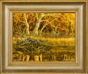 Steven Polkinghorne Painting
