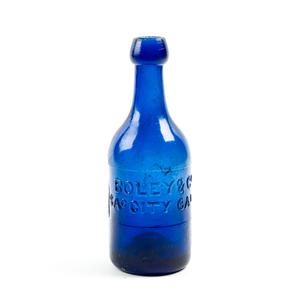 Boley Soda Bottle