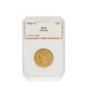 1913 $10.00 U.S. Gold Coin