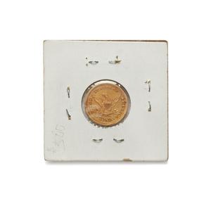 1907 $2.50 U.S. Gold Coin