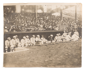 American Press Association--Baseball Photograph (1)