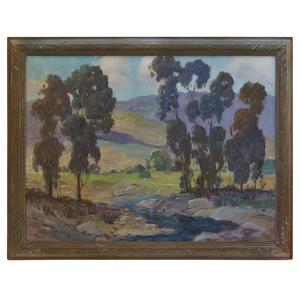George Bickerstaff (1893-1954) Painting