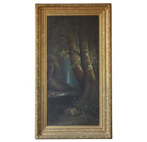 Aston David Middleton Cooper (1856-1924), Painting