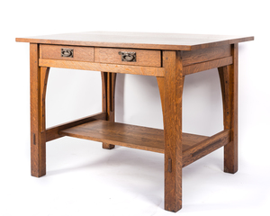Gustave Stickley Desk