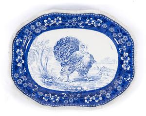 Spode Stoke-on-Trent Turkey Platter