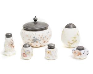 Collection of Mount Washington Glass (15 p)