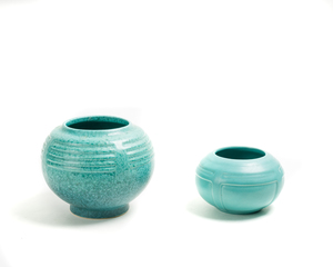 Two (2) ROSEVILLE Bowls