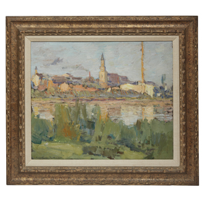 Kurt Haase-Jastrow (1885-1958) Painting