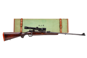 Holland and Holland Bolt Act ion Rifle in .30 caliber