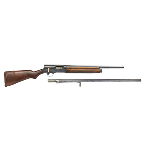 U.S. Marked Remington 12 Gauge Semi-Automatic Shotgun