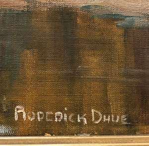 Roderick Dhue Painting