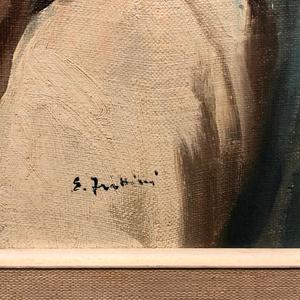 Enrico Frattini Painting