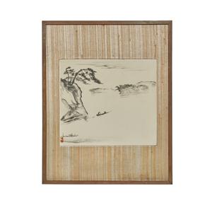 Chiura Obata (1885-1975) Ink Wash