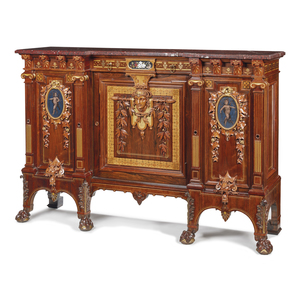 Herter Brothers Parlor Cabinet